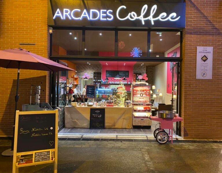 Arcade coffee
