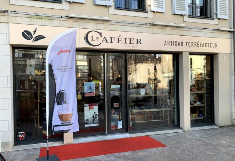 Le Caféier Cholet