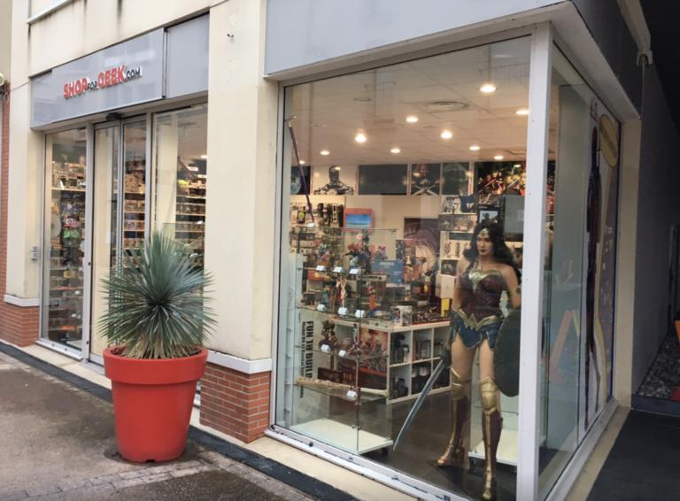 Shop for geek Cholet
