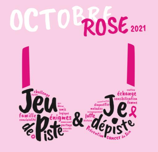 Octobre Rose - Jeux de piste